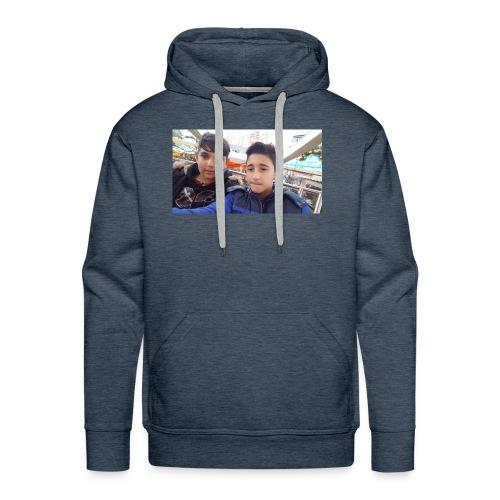 Freunde - Männer Premium Hoodie