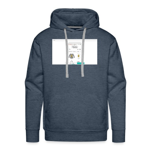 00-1_Preview_Mobile - Männer Premium Hoodie