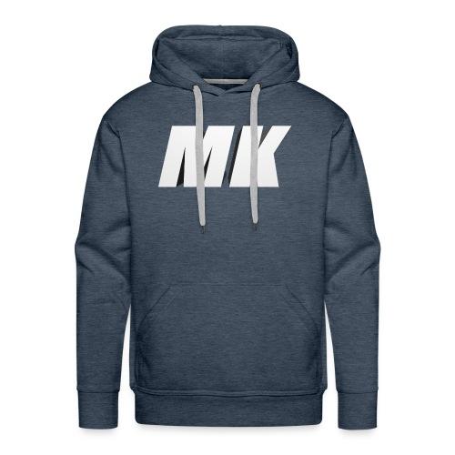 MK 3D - Mannen Premium hoodie