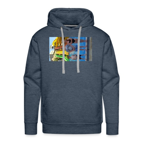 MY FAMILY. IN VLOGS YOU WILL SEE A LOT OF THEM - Men's Premium Hoodie