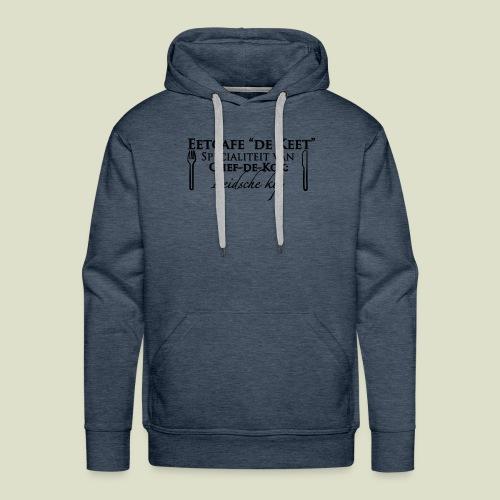 Eetcafe de Keet - Mannen Premium hoodie