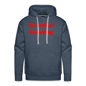 Baseball Cap Kronkelgaming - Mannen Premium hoodie