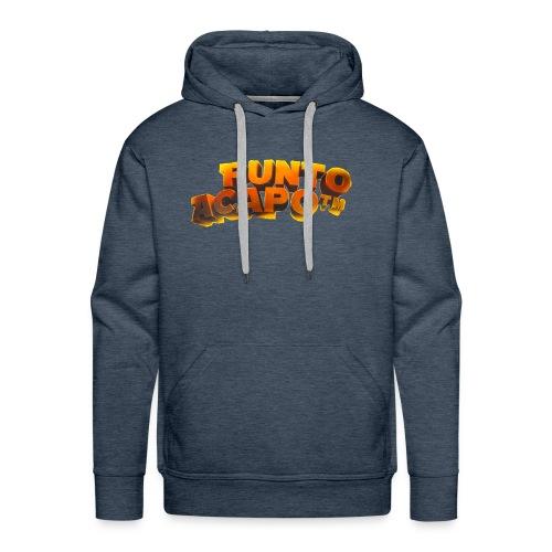 Maglietta PuntoACapo- Original Design- - Men's Premium Hoodie