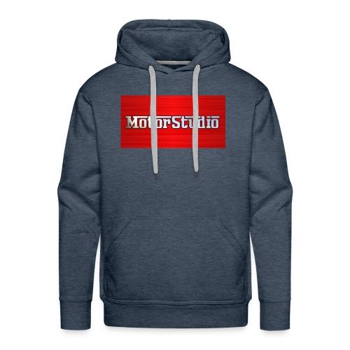 Motor Studio Design 1 - Men's Premium Hoodie