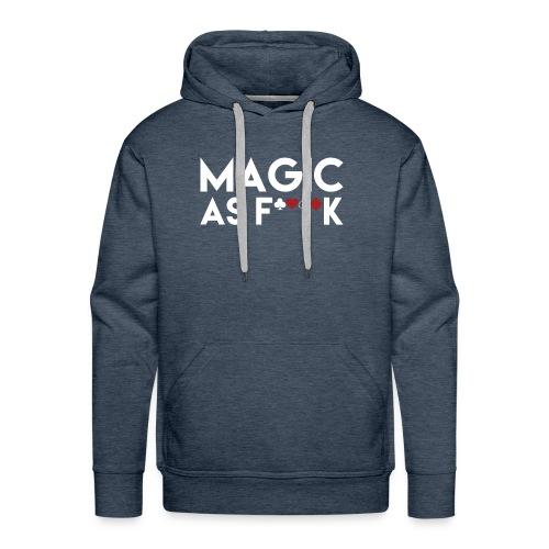 Magic as... - Men's Premium Hoodie