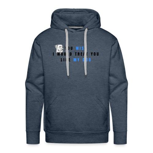 Boxer-Tayra - Bluza męska Premium z kapturem
