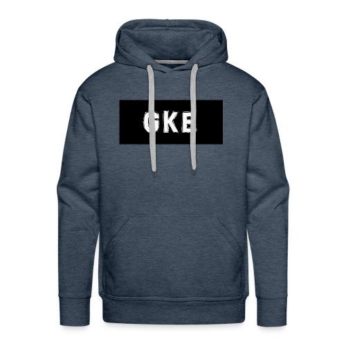 gekke boys shirt - Mannen Premium hoodie