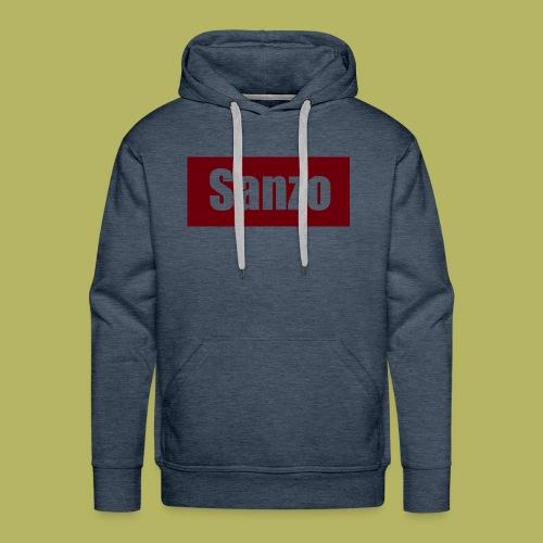 Sanzo - Mannen Premium hoodie