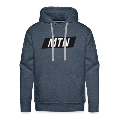 MTN BoxLogo T-shirt herre - Men's Premium Hoodie