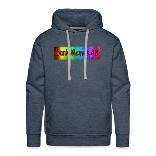 Dank Memes AB T-Shirt - Premiumluvtröja herr