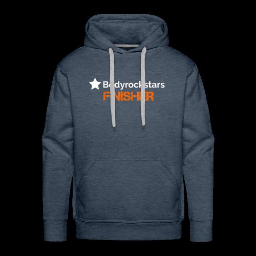 Bodyrockstars Finisher Man - Männer Premium Hoodie