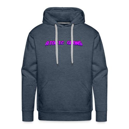 AG_Purple female - Premium hettegenser for menn