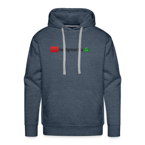 mr snot youtube - Men's Premium Hoodie