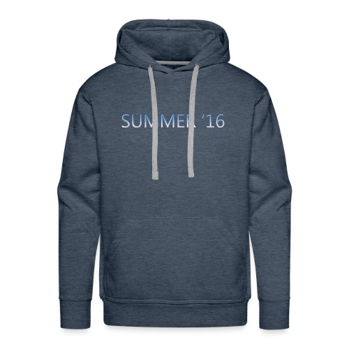 SUMMER 16 t-shirt WOMEN - Men's Premium Hoodie
