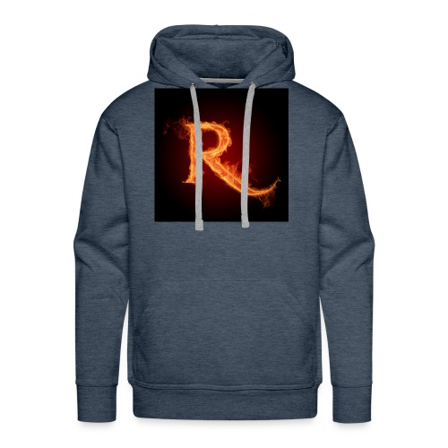 RobTheGamer Hoesje - Mannen Premium hoodie