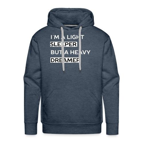 Heavy Dreamer Sweater (Men) - Mannen Premium hoodie