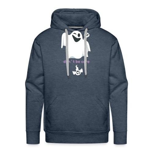 Ghost - Sudadera con capucha premium para hombre