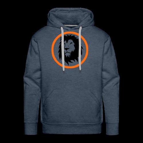 Absogames Black lion - Men's Premium Hoodie