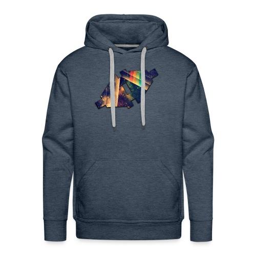 Disconnected Logo T-Shirt - Mannen Premium hoodie