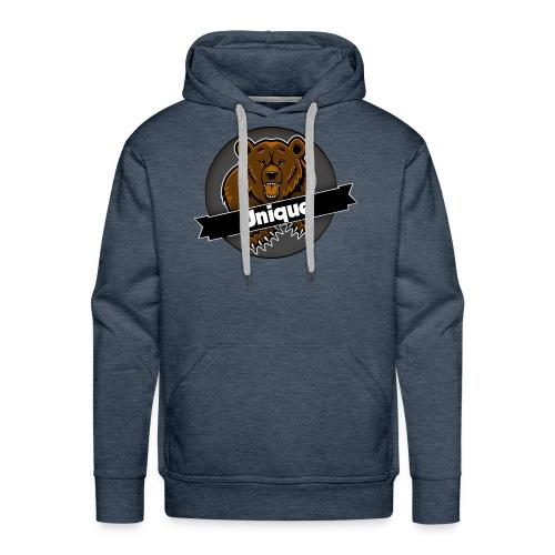 Unique Clan T-Shirt - Mannen Premium hoodie