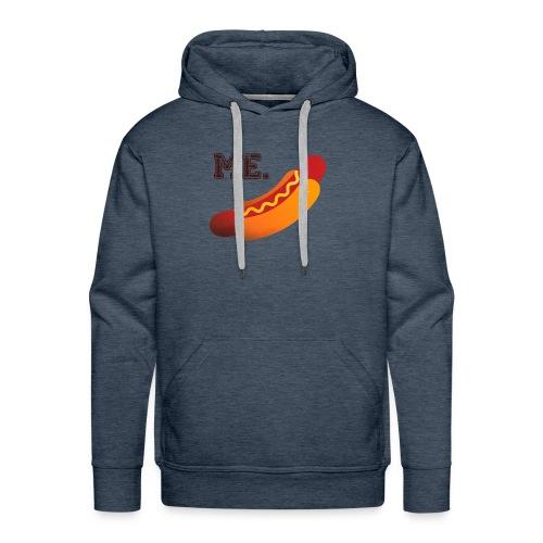 hotdog_light MAN - Felpa con cappuccio premium da uomo