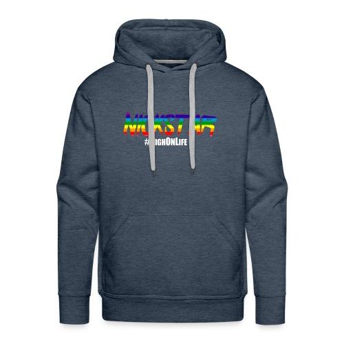 High On Life-Shirt - Men's Premium Hoodie