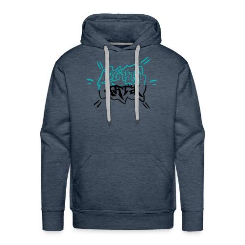 Men Long Sleeve Shirt - Mannen Premium hoodie