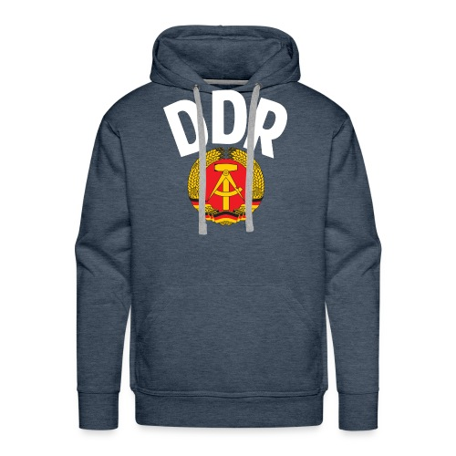 DDR - German Democratic Republic - Est Germany - Männer Premium Hoodie
