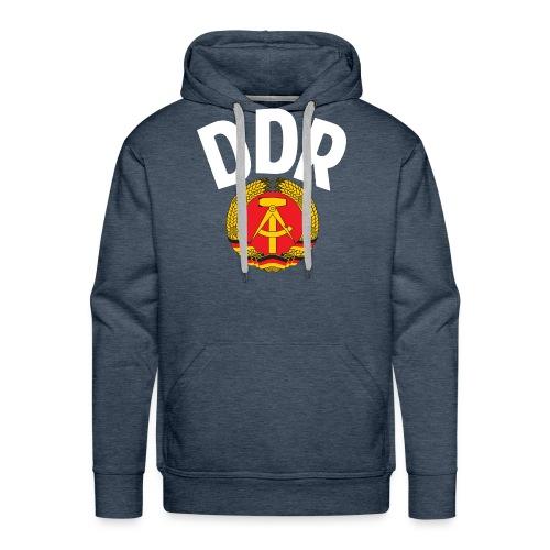 DDR - German Democratic Republic - Est Germany - Men's Premium Hoodie