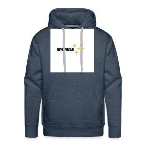 sparkle - Mannen Premium hoodie