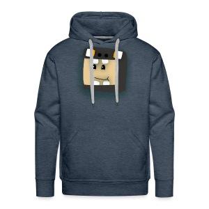 HGE S4 Hoesje - Mannen Premium hoodie