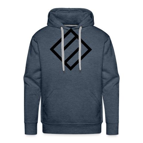 Baseball Sunny T-Shirt - Premium hettegenser for menn