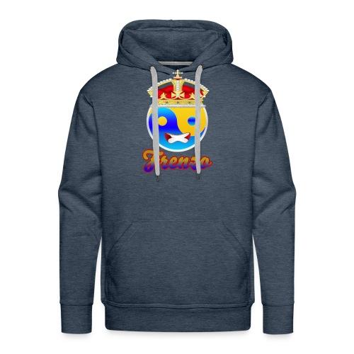 Frenzo crew - Mannen Premium hoodie