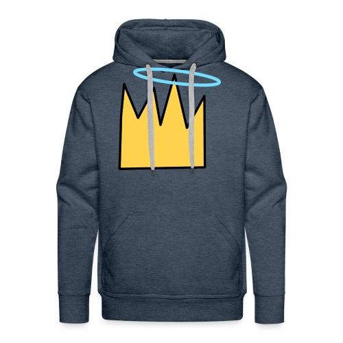 Crown Halo baby's - Mannen Premium hoodie