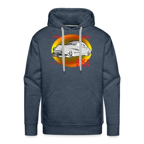 RIDEBOSS - Mannen Premium hoodie