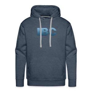 Ibc Shirt t/m maat 164 - Mannen Premium hoodie