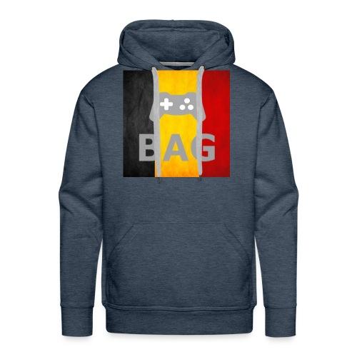 BelgiumAlpha Games - Men's Premium Hoodie