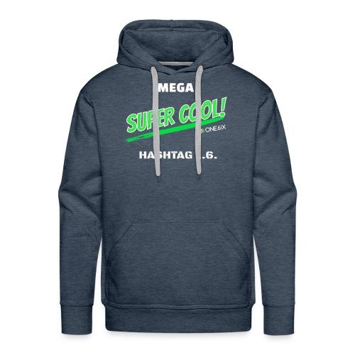 Hashtag Cool - Mannen Premium hoodie