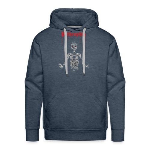 Pethrophia Skeleton - Men's Premium Hoodie