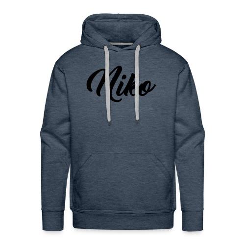MERCH-Niko - Männer Premium Hoodie