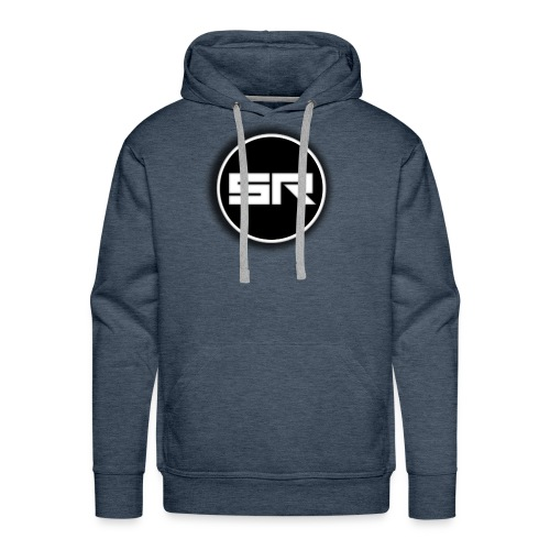 Sleazy Rebel - Sweat-shirt à capuche Premium pour hommes