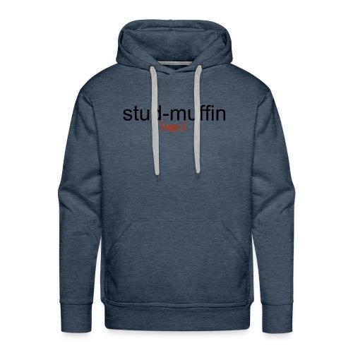 Stud-Muffin - Männer Premium Hoodie