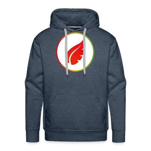 Red Autumn - Sweat-shirt à capuche Premium pour hommes