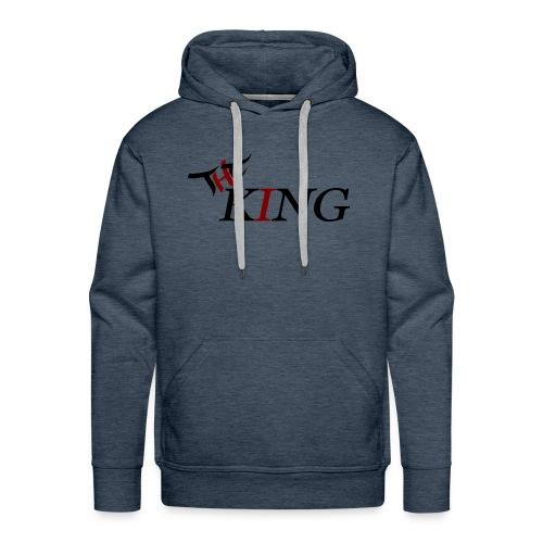 The King - Männer Premium Hoodie