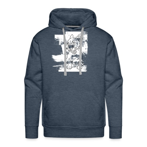Cat_lovers - Men's Premium Hoodie