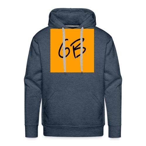 GB - Herre Premium hættetrøje