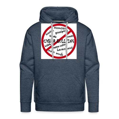 anti-bullying armour - Men's Premium Hoodie