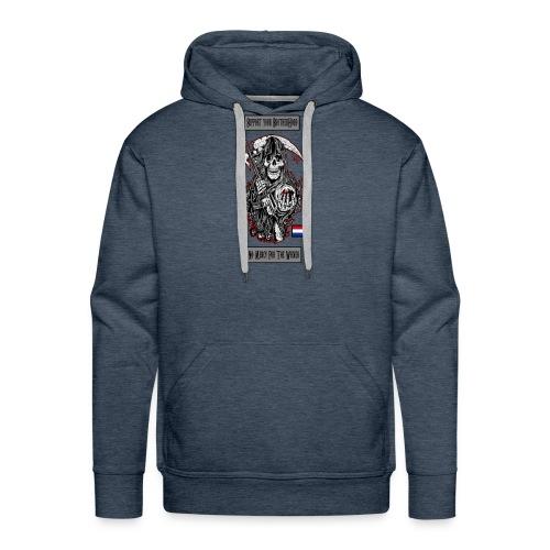 supportweared - Mannen Premium hoodie