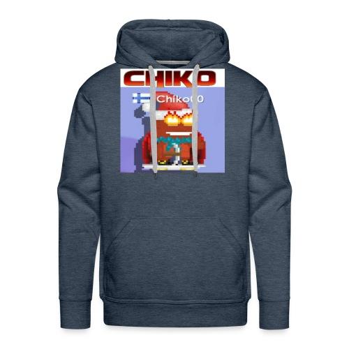 chiko00 fain juttuja :D - Men's Premium Hoodie