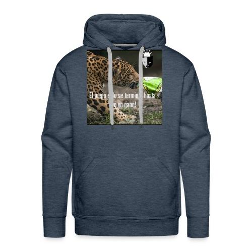 Game jaguar - Sudadera con capucha premium para hombre